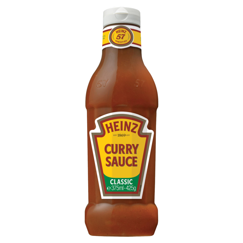 Heinz Curry Sauce Classic 375ml