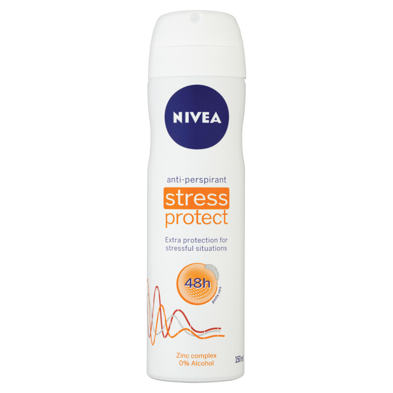 NIVEA  Stress Protect 48h Anti Perspirant 150ml