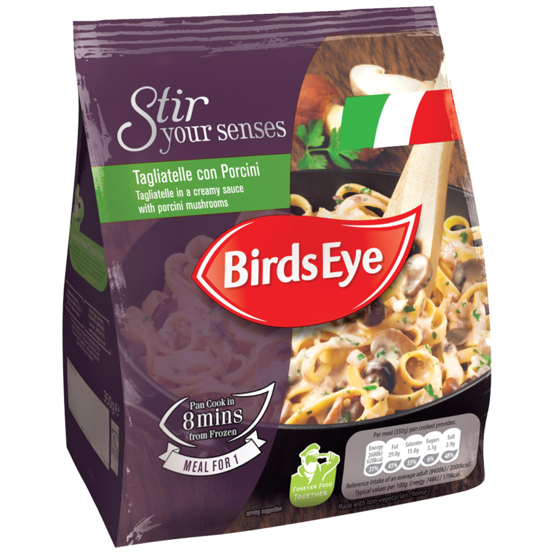 Birds Eye Stir Your Senses Tagliatelle