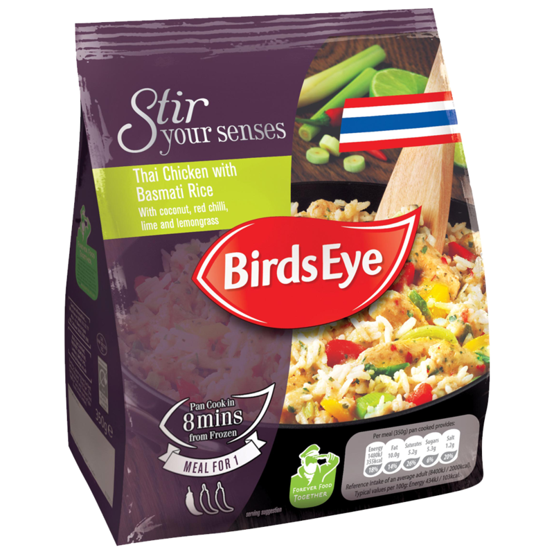 Birds Eye Stir Your Senses Thai Chicken