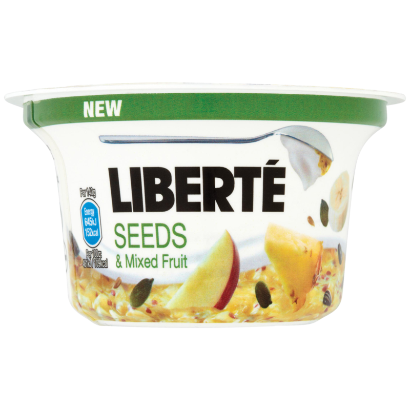 Liberte seeds fruit