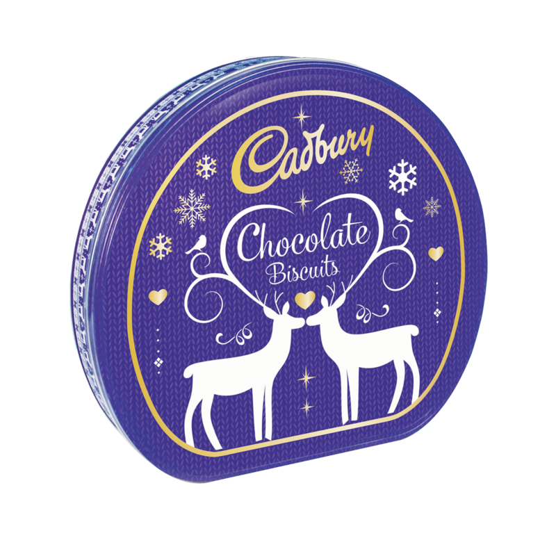 Cadbury Single Jumper Tin