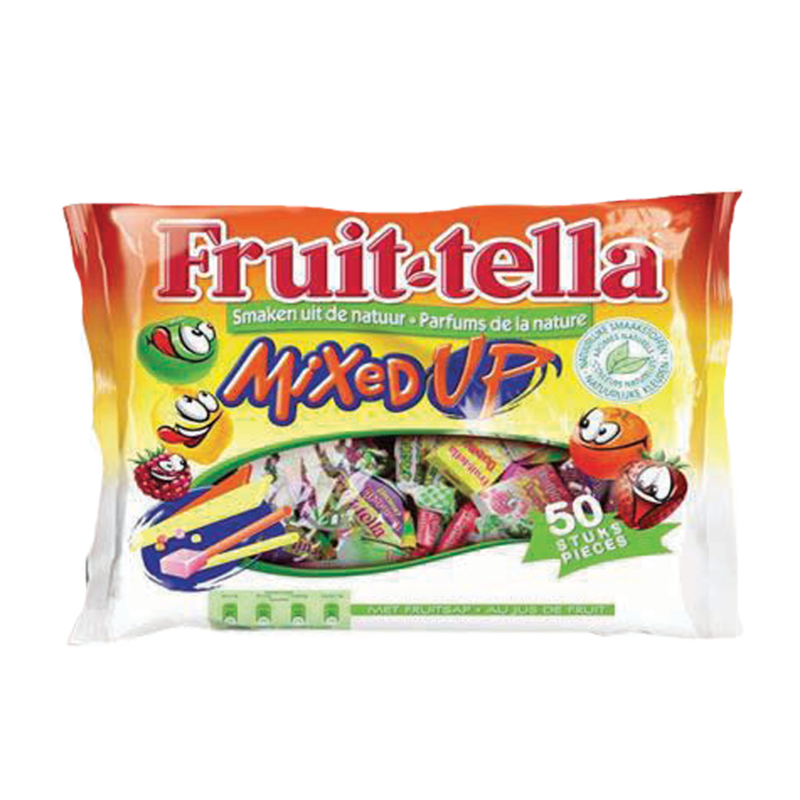 Fruitella Mix of Mini s   Mixed Up