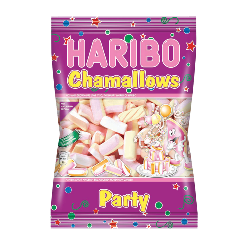 Haribo Chamallows Party Bag 200g