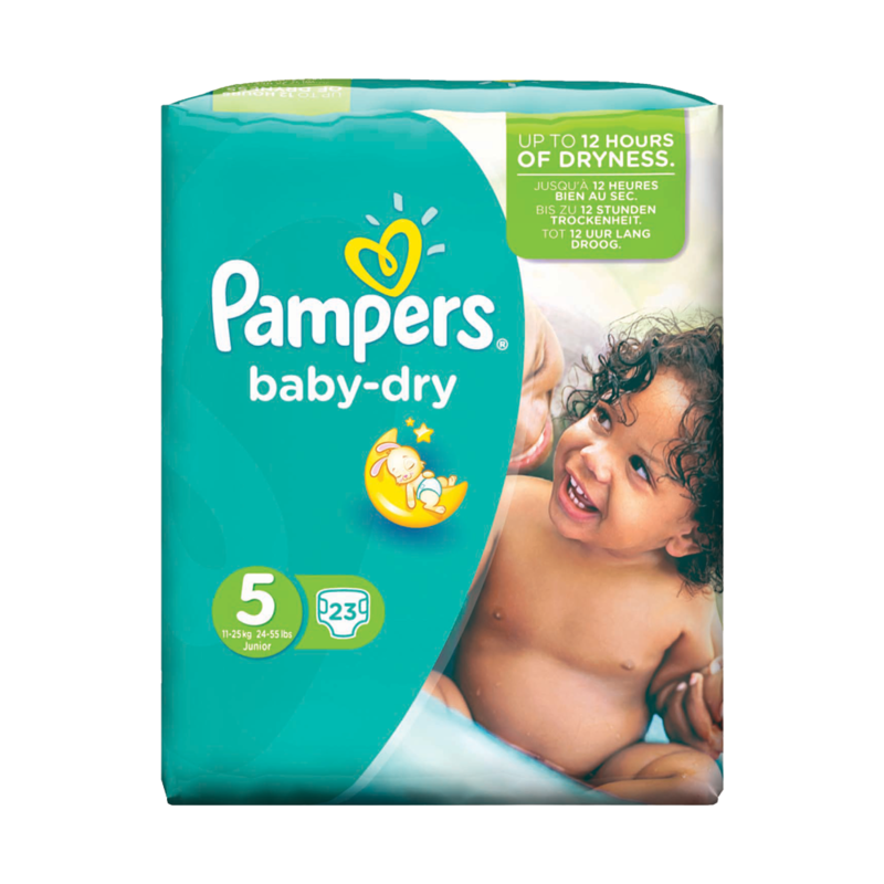Pampers baby dry 3