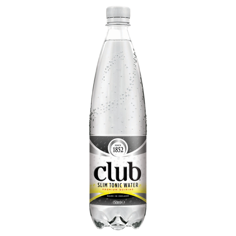 Club Slim Tonic Water 850ml