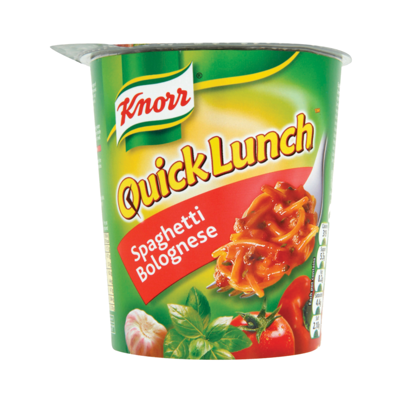 Knorr Quick Lunch Spaghetti Bolognese 80g