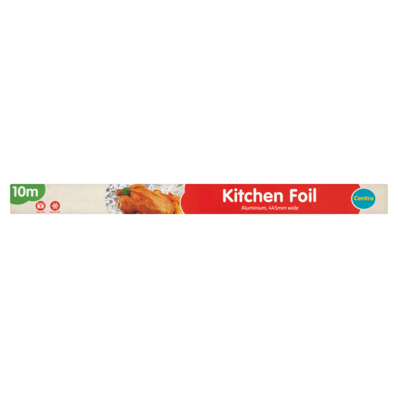 Centra Kitchen Foil 10m