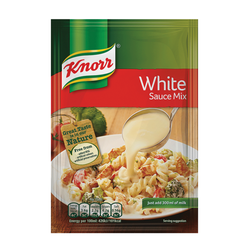 Knorr White Sauce Mix 25g 502
