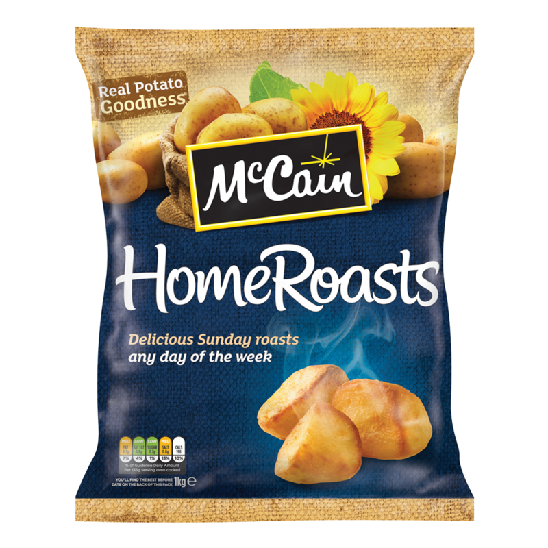 McCains Home Roasts 1kg