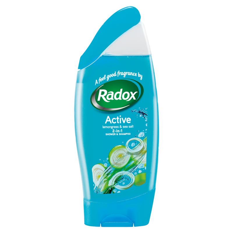 Radox Feel Active Shower Gel 250ml