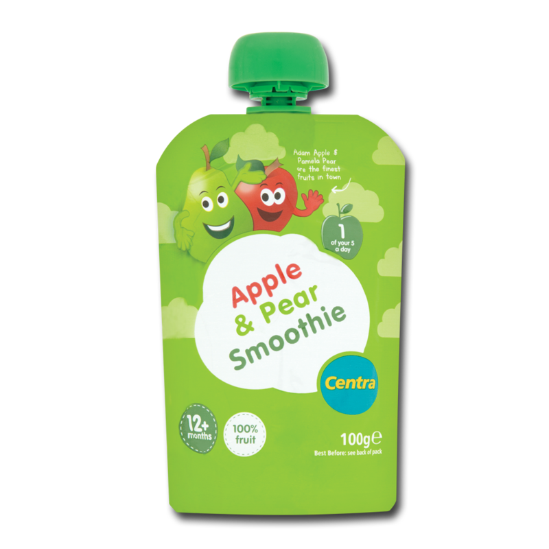 CT kidsSmoothie applePear 100g