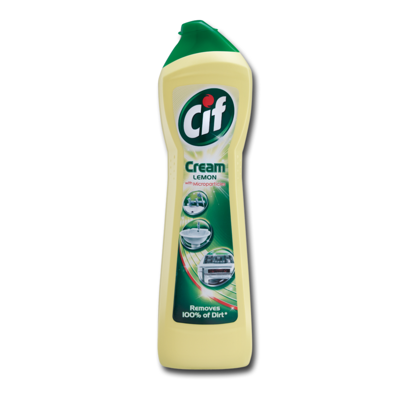 CifCream lemon 500ml