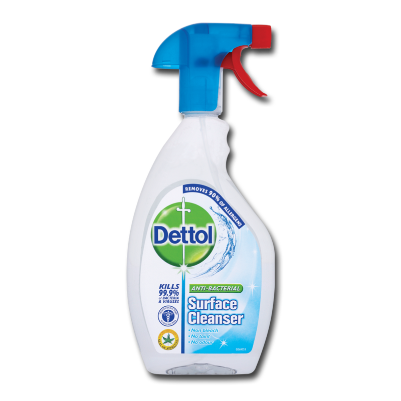 Dettol antiBacterialSurfaceCleanser 500ml