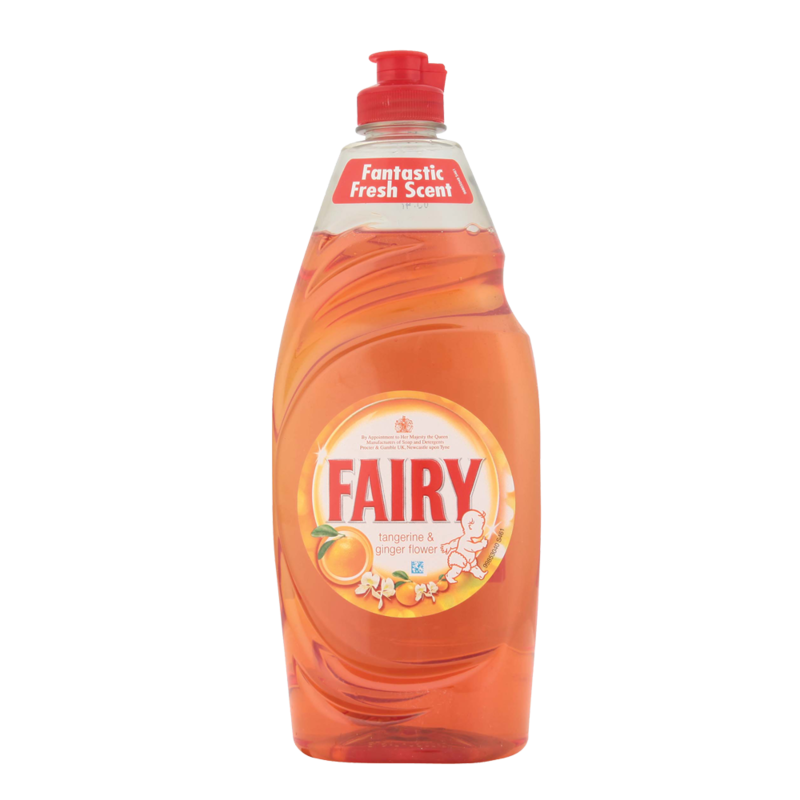 Fairy tangerineGinger 630ml