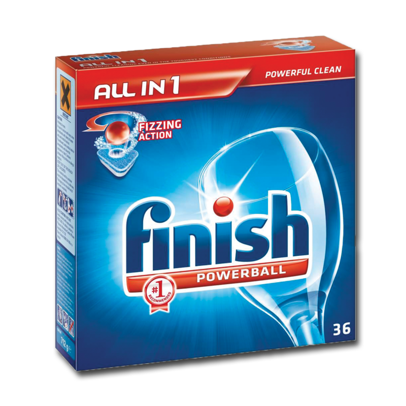 FinishPowerball allInOne 36s