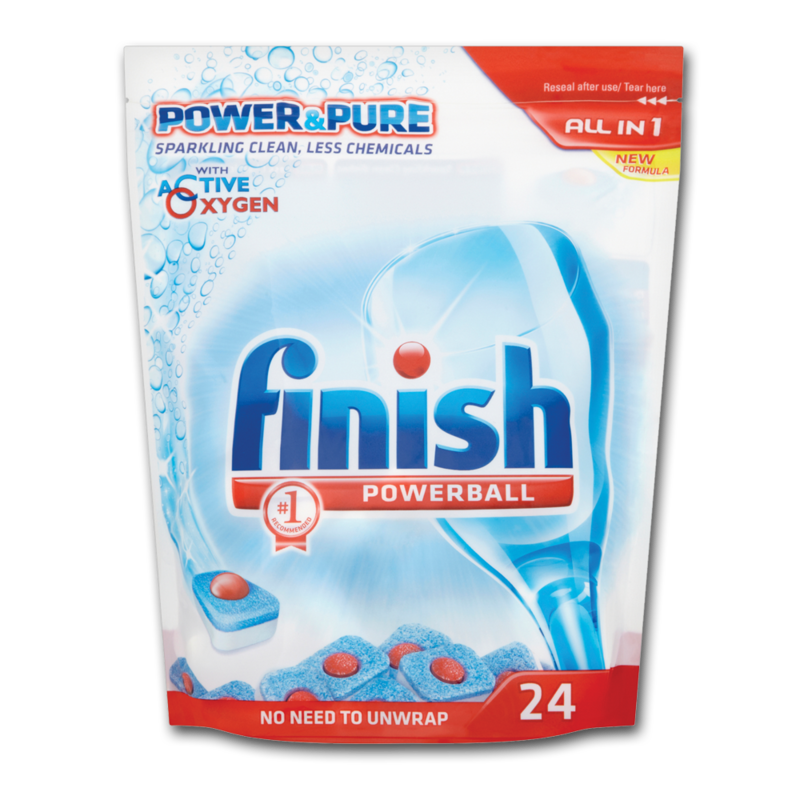 Finish powerball powerPure 24pk