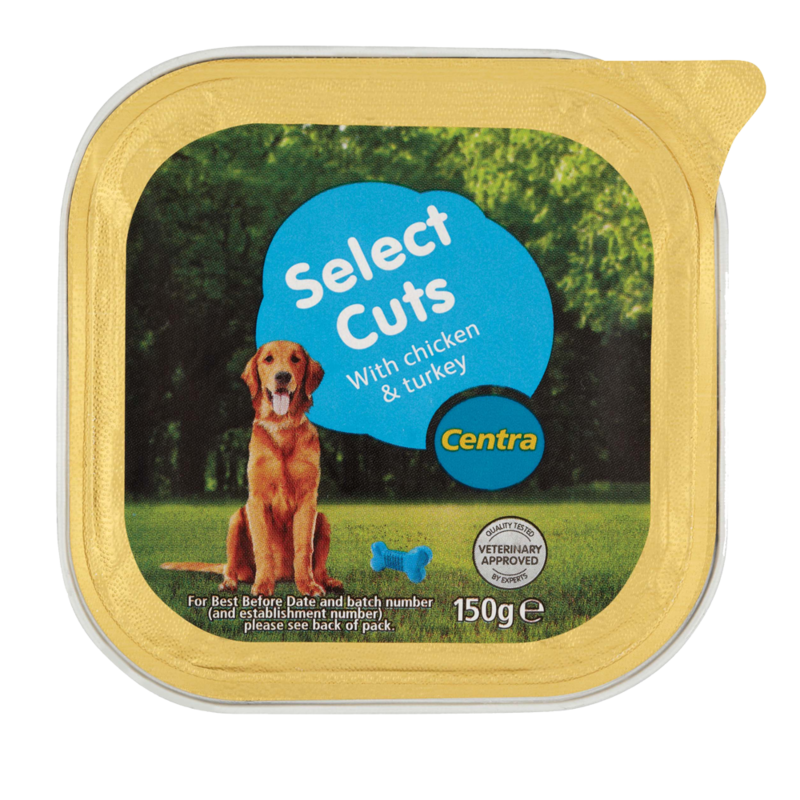 Centra Select Cuts with Chicken Turkey 150g