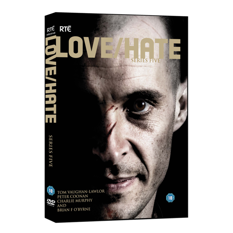 DVD LoveHate Season5