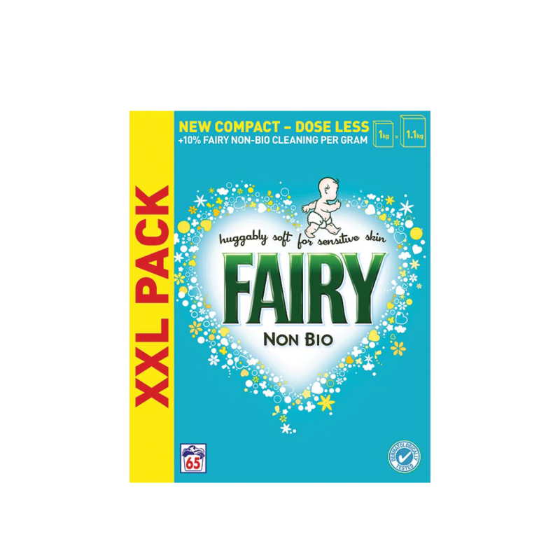 Fairy nonBioPowder 65Wash