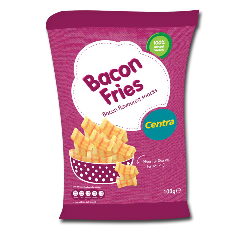 CT baconFries100g