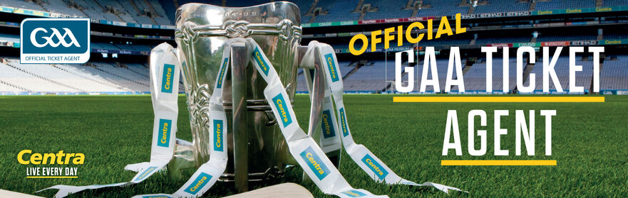 Official Ticket Agent to the GAA