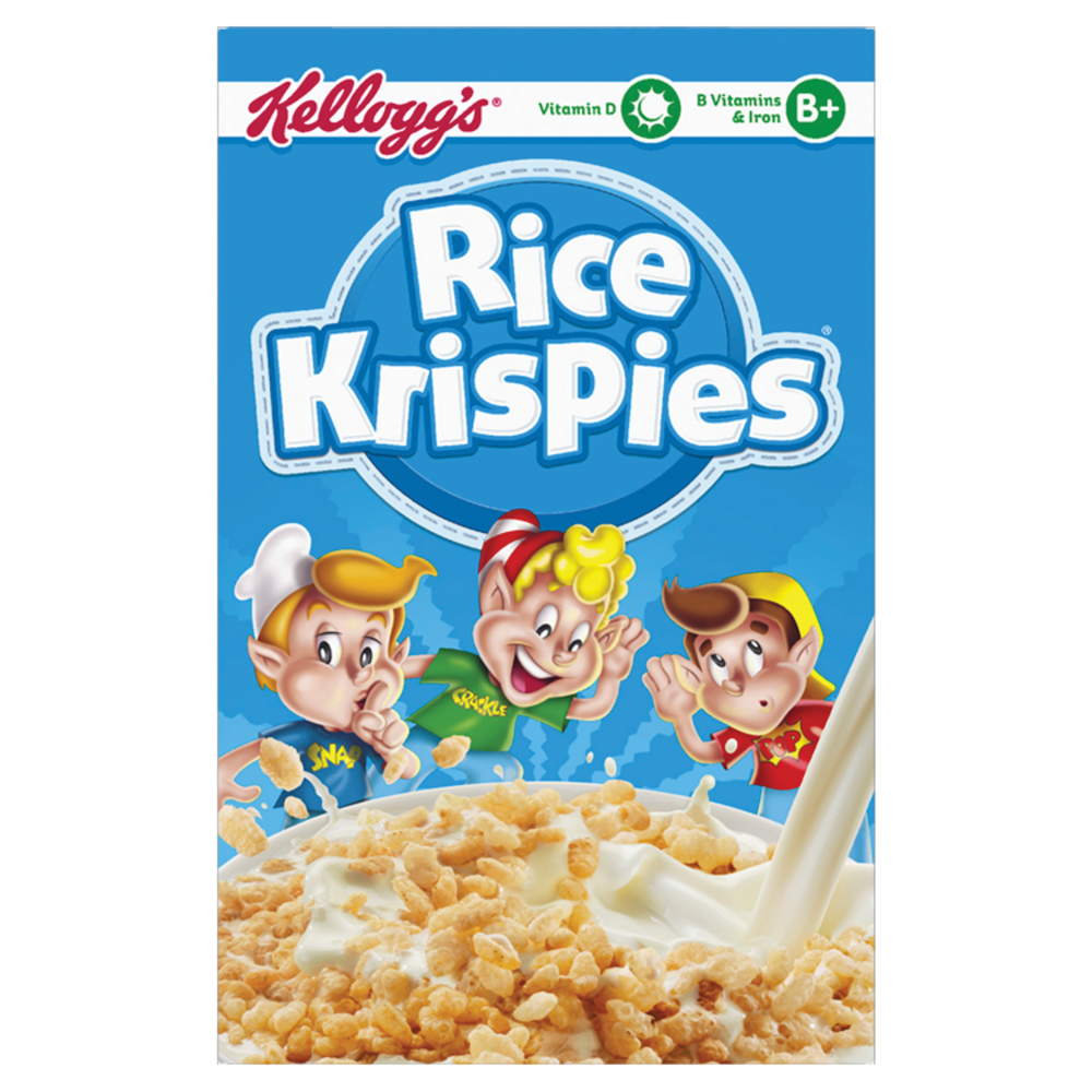 Rice Krispies: Kellogg's Rice Krispies Family Pack 700g