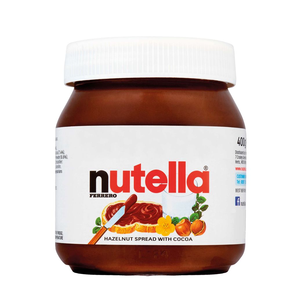 The gallery for --> Nutella Jar Png