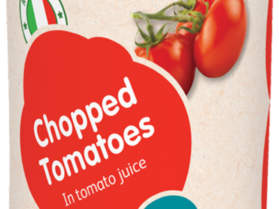 Centra Chopped Tinned Tomatoes 400g - Centra