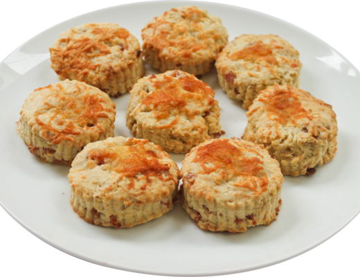 ... Tasty ideas » Recipe Ideas » Breakfast » Bacon and Cheese Scones